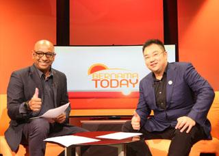 徐鹏主席马来亚富贵真人娱乐电视台专访