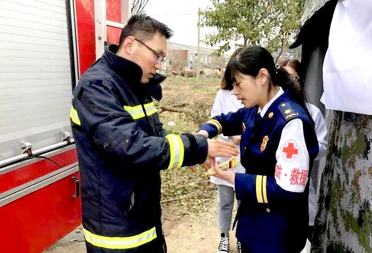 烧伤创疡再生医疗技术再度参与爆炸火灾救援
